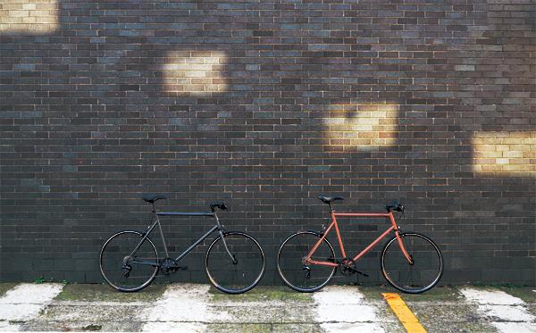 自転車の改造をしようと思っています!