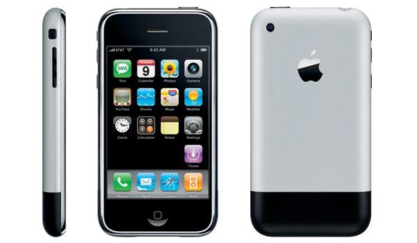 iPhoneが発表されて今日で8年になります!