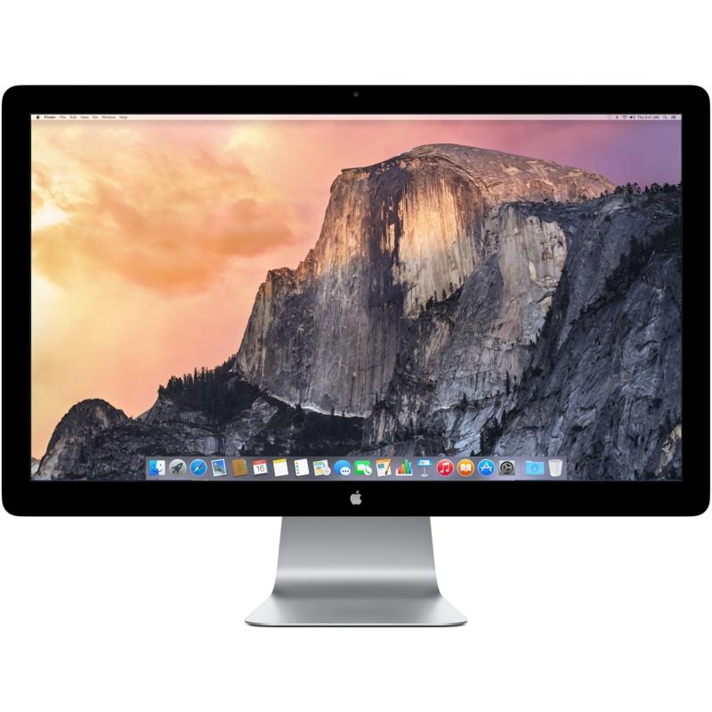 入ってて良かった、AppleCare!Thunderbolt Displayを修理に出しました!