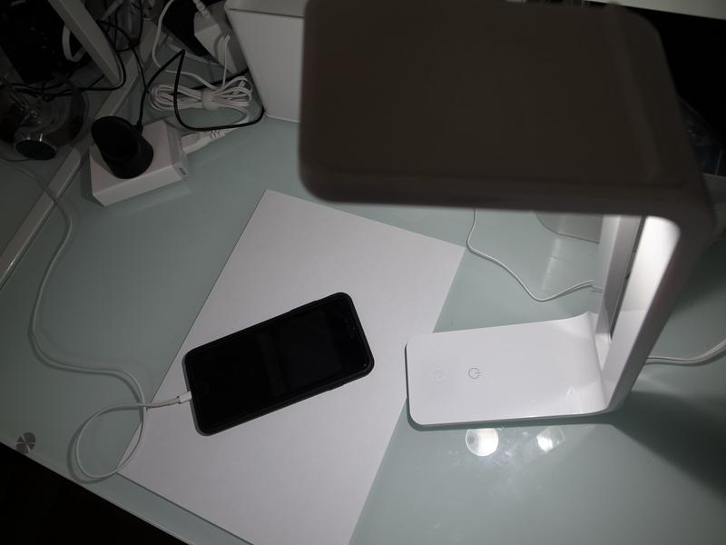 (製品レビュー)iPhoneが照度計になるようなのでSnapLiteの明るさを測定してみました!レビュー(4)