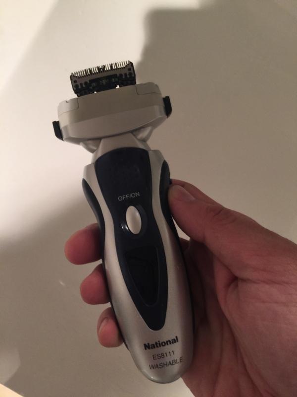これで刃は生き返る!!電動シェーバーの刃を研ぐ方法!