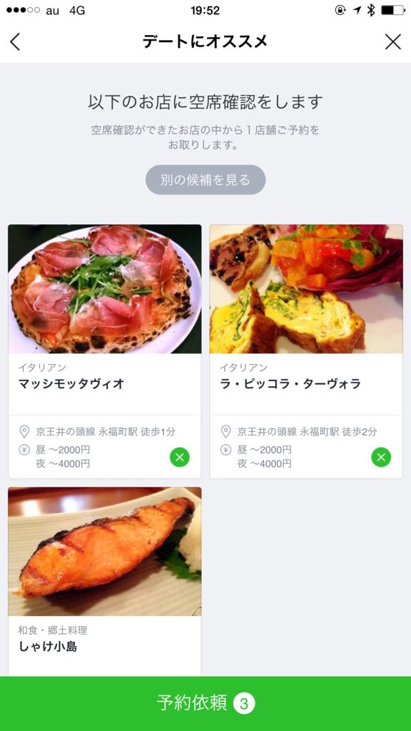 LINEグルメ予約で東京の有名なピザの店「ラ・ピッコラ・ターヴォラ」へ行って来ました!