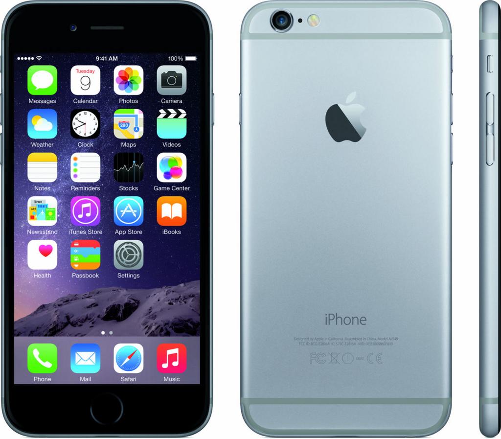 iPhone6 Plusやめました
