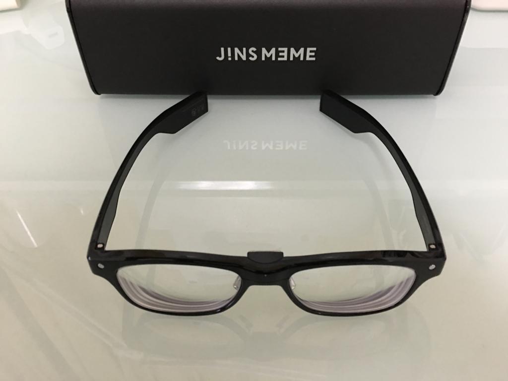 自分を見るメガネ!JINS MEMEをレビュー!その良い点、悪い点!