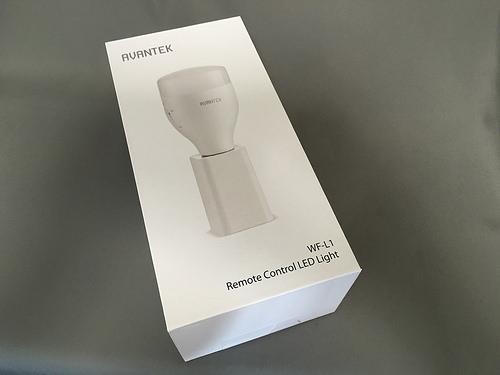 (製品レビュー)スマホで制御♪AVANTEKのRemote Control LED Lightが楽しすぎる!