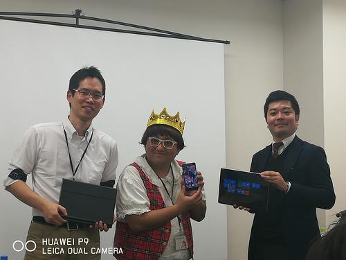 モバイルプリンスのファーウェイ王国ブロガーズミーティング in 大阪!参加報告1 #HWJTT2016