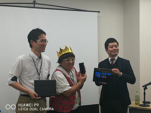 モバイルプリンスのファーウェイ王国ブロガーズミーティング in 大阪!参加報告4 #HWJTT2016