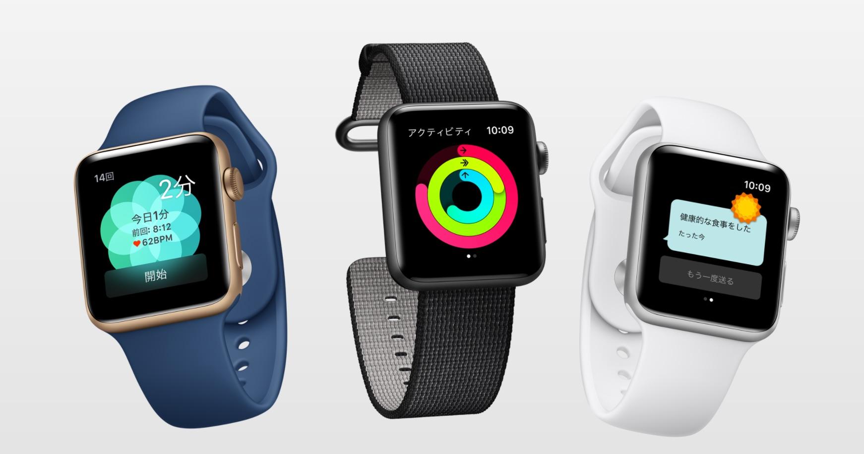 Apple Watch Series3が予約開始!こんちが選んだモデルはコレです!