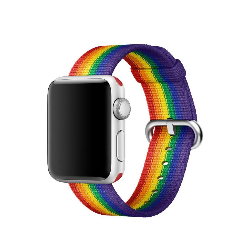 悲報!Apple WATCH プライドエディション ウーブンナイロンが販売終了してた!